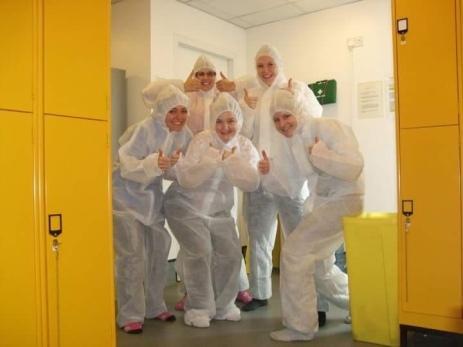H2O pathology suits