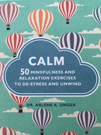 Calm book by Dr Arlene K. Unger