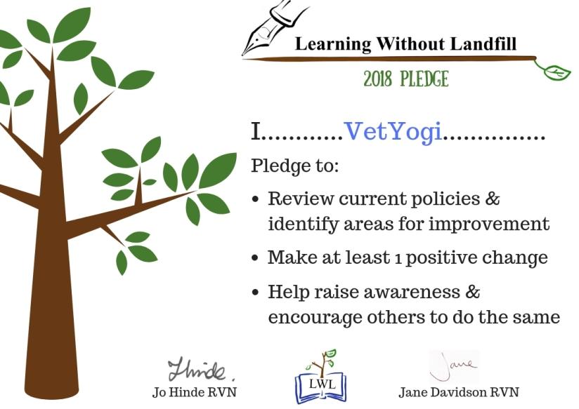LWOL pledge