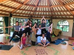 Group pic-yoga